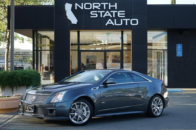 2011_Cadillac_CTS-V Coupe__ Walnut Creek CA