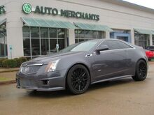 2011_Cadillac_CTS_V Coupe*BACK UP CAMERA,HEATED & COOLED SEATS,PREMIUM STEREO SOUND_ Plano TX