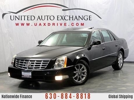 2011 Cadillac DTS Luxury Collection Addison IL
