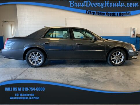 2011_Cadillac_DTS_Luxury_ West Burlington IA