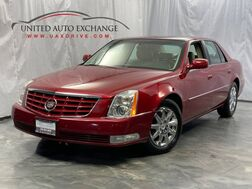 2011_Cadillac_DTS_Premium Collection / 4.6L V8 Engine Northstar Engine / FWD / Sunroof / Navigation / BOSE Sound System / Heated + Cooled Front Seats / Parking Sensors_ Addison IL