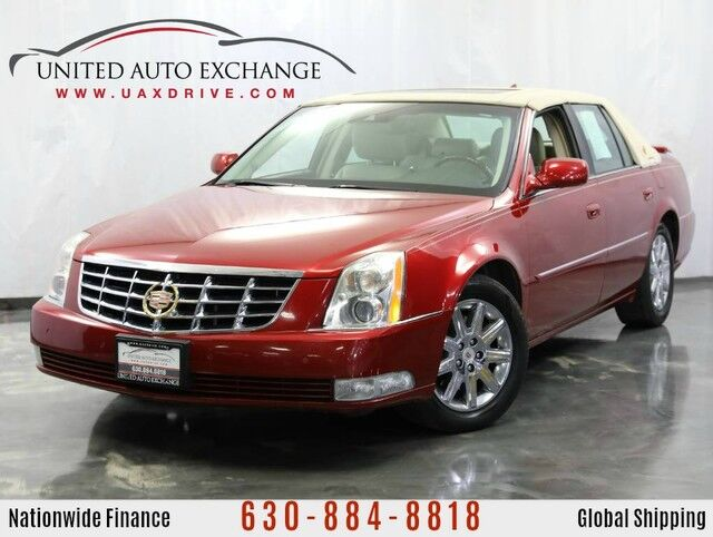 2011 Cadillac DTS Premium Collection Addison IL