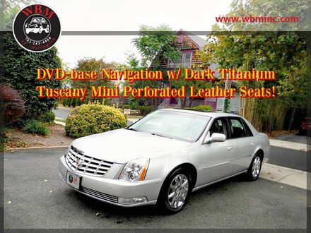 2011_Cadillac_DTS_Premium Collection_ Arlington VA