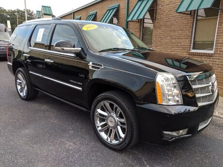 2011 Cadillac Escalade 2WD Platinum Knoxville TN