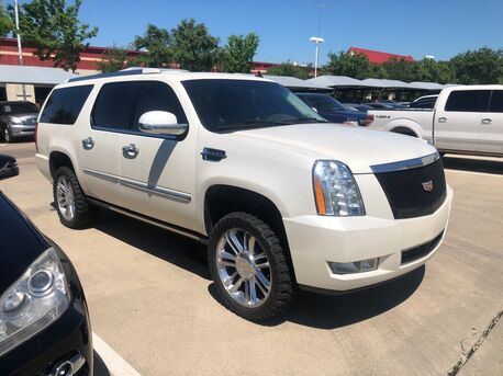2011_Cadillac_Escalade ESV_LIFTED Platinum Edition_ Euless TX