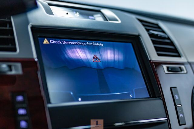 2011 Cadillac Escalade EXT AWD Luxury Edition Leather Roof Nav Red Deer AB
