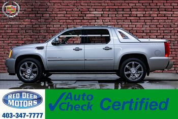 2011_Cadillac_Escalade EXT_AWD Luxury Edition Leather Roof Nav_ Red Deer AB