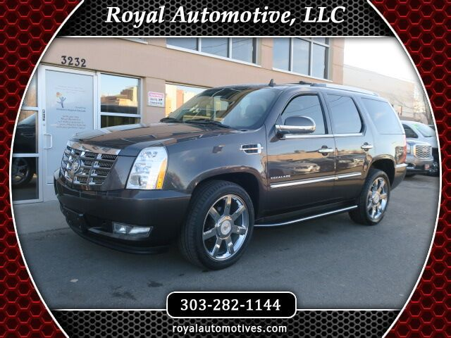 2011 Cadillac Escalade Luxury Englewood CO