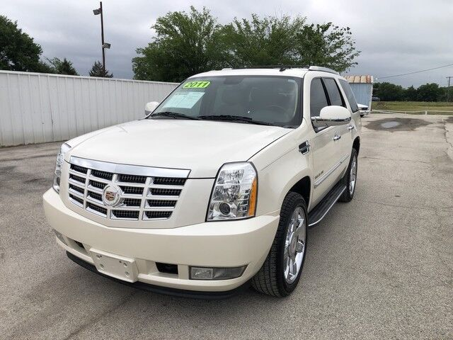 2011 Cadillac Escalade Luxury Gainesville TX