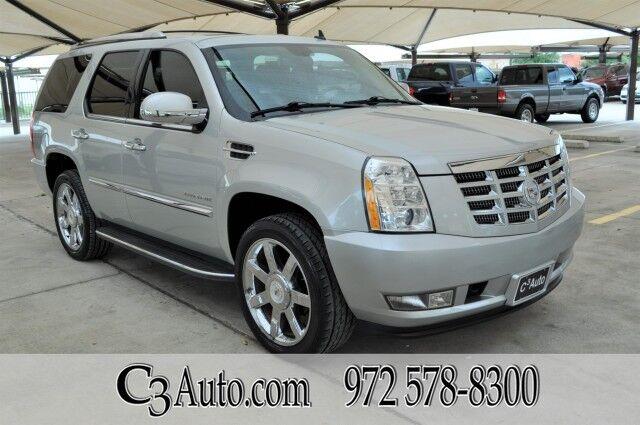 2011 Cadillac Escalade Luxury Plano TX