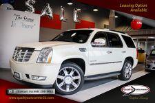 2011 Cadillac Escalade Luxury Rear Entertainment