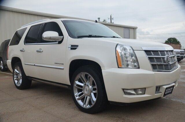 2011 Cadillac Escalade Platinum Edition Wylie TX