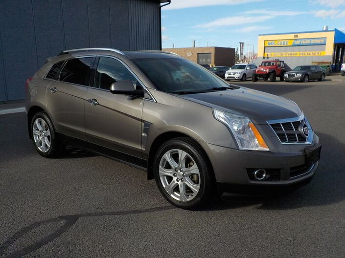 2011 Cadillac SRX - AWD, HEATED SEATS 3.0 Performance Lethbridge AB