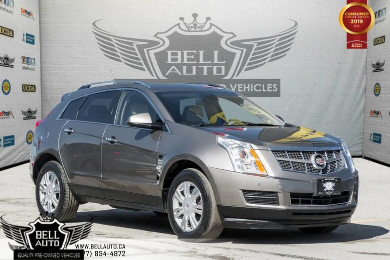 2011 Cadillac SRX 3.0 Luxury, BACK-UP CAM, PANO ROOF, BLUETOOTH, PUSH START, LEATHER Toronto ON
