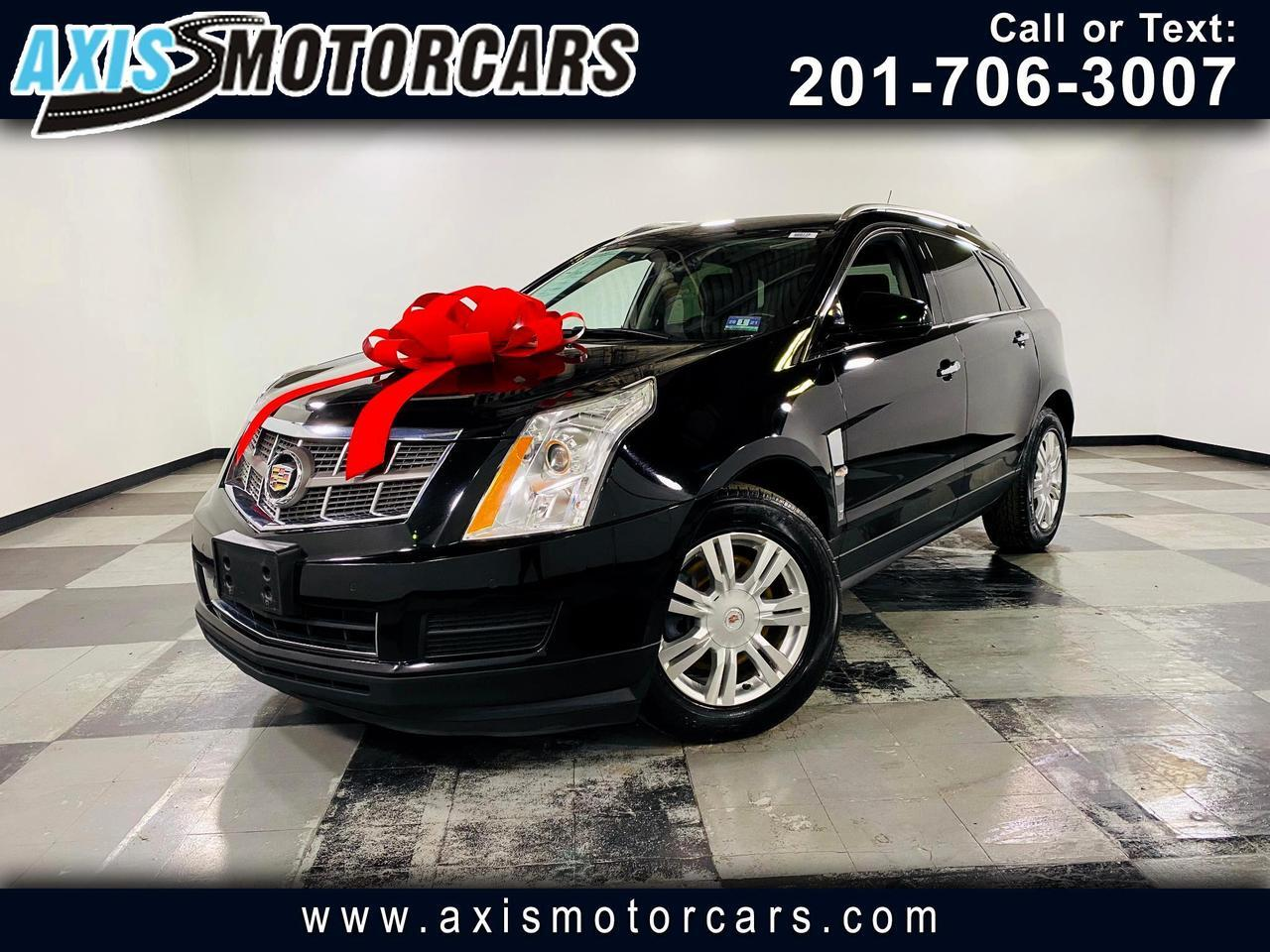 2011 Cadillac SRX AWD 4dr Luxury Collection Jersey City NJ