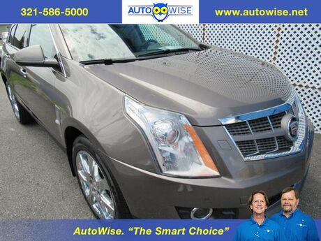 2011 Cadillac SRX AWD PREM COL w/ DVDS&NAVI Premium Collection Melbourne FL