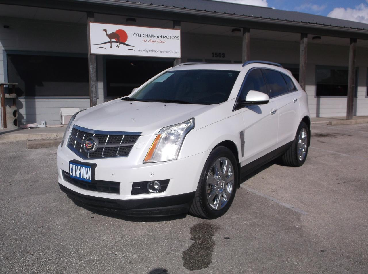 2011 Cadillac SRX LEATHER-SUNROOF-NAV-BACKUP CAM