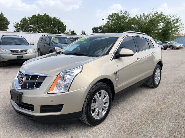 2011 Cadillac SRX Luxury Collection Gainesville TX