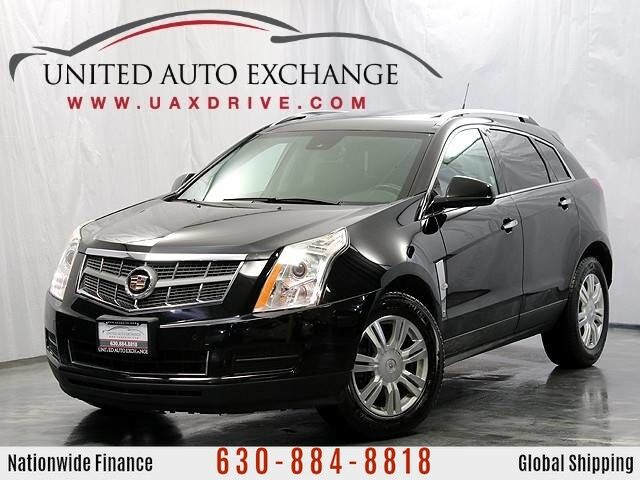 2011 Cadillac SRX Luxury Collection AWD Addison IL