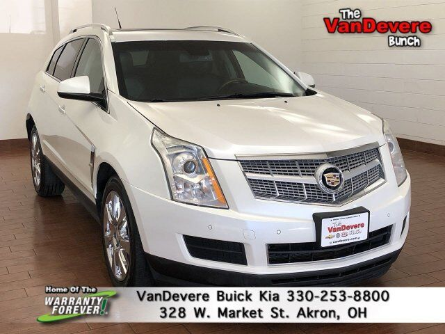 2011 Cadillac SRX Luxury Collection Akron OH