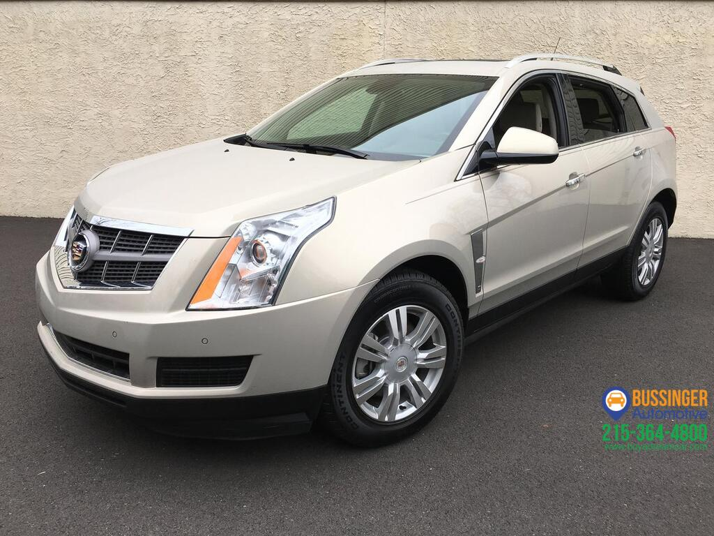 2011 Cadillac SRX Luxury Collection w/ Navigation Feasterville PA