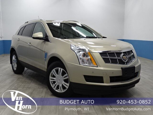 2011 Cadillac SRX Luxury Plymouth WI