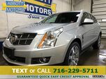 2011 Cadillac SRX Performance Collection AWD w/Navigation & Moonroof