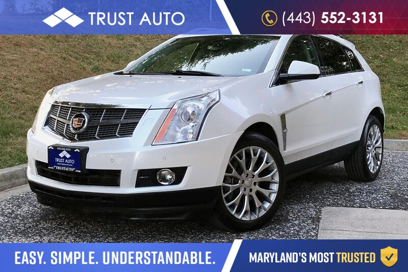 2011 Cadillac SRX Premium Collection AWD Luxury SUV
