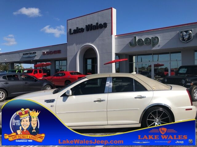 2011 Cadillac STS Luxury Sport Lake Wales FL