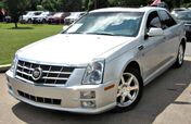 2011 Cadillac STS w/ NAVIGATION & LEATHER SEATS