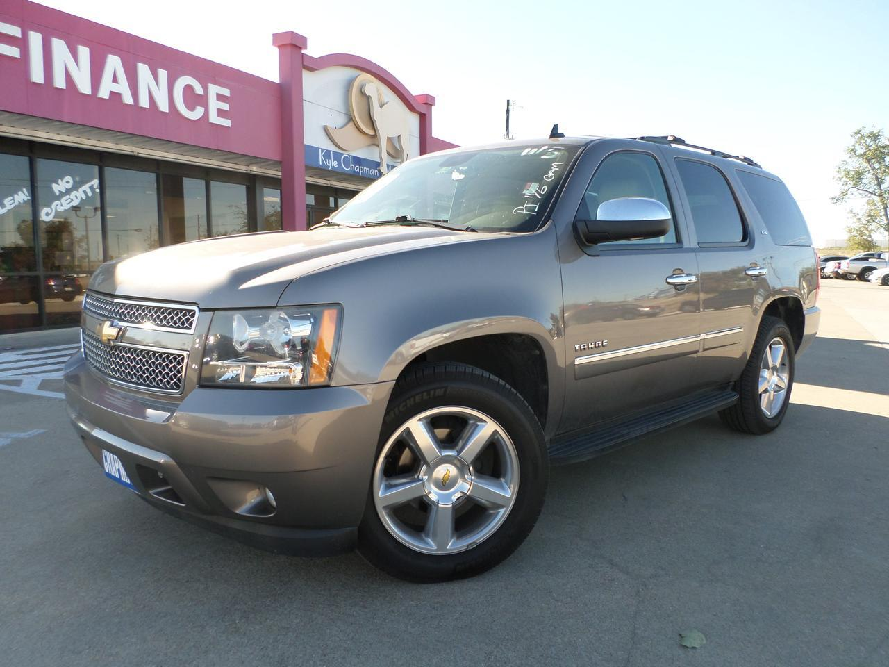 2011 Chevrolet Tahoe Remote Start, Nav, Leather, Sunroof,3rd Row, DVD