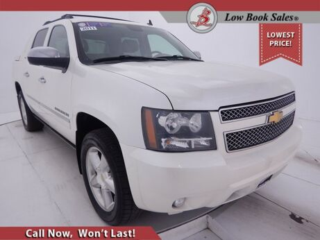 2011_Chevrolet_AVALANCHE_LTZ_ Salt Lake City UT