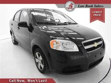 2011_Chevrolet_AVEO LT SEDAN 4D_LT w/1LT_ Salt Lake City UT