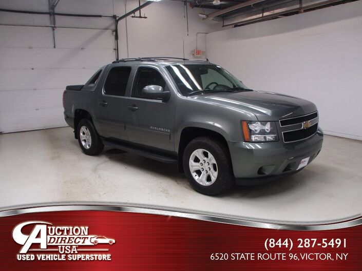 2011 Chevrolet Avalanche 1500 LS Raleigh