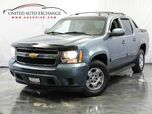 2011 Chevrolet Avalanche 5.3L V8 Flex-Fuel Engine LS 4WD w/ Bluetooth Connectivity, AUX & USB Input, Solar-Ray Deep Tinted Rear Windows, Dual Halogen Headlamps