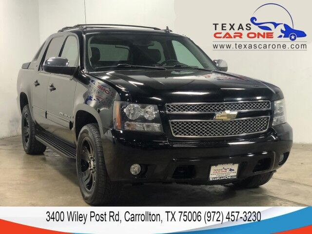 2011 Chevrolet Avalanche LT 4WD AUTOMATIC NAVIGATION SUNROOF LEATHER SEATS REAR CAMERA Carrollton TX