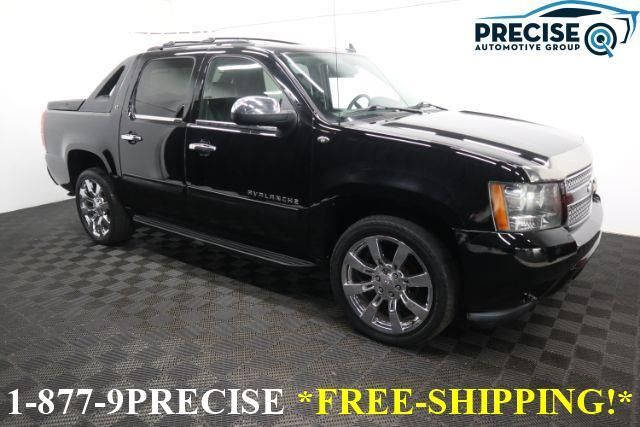 2011 Chevrolet Avalanche LT 4WD Chantilly VA