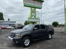 2011_Chevrolet_Avalanche_LT_ Eugene OR