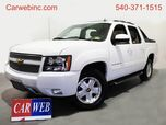 2011 Chevrolet Avalanche LT W/Z71 Package