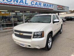 2011_Chevrolet_Avalanche_LTZ 4WD_ Cleveland OH
