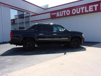 2011_Chevrolet_Avalanche_LTZ_ Richmond KY