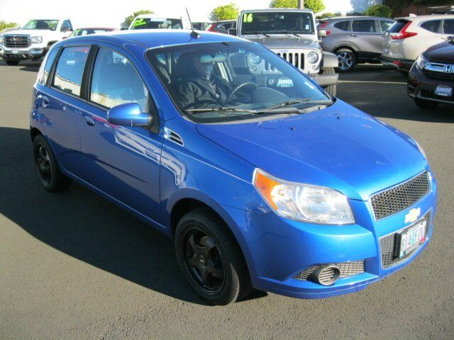 2011 Chevrolet Aveo LS Newport OR