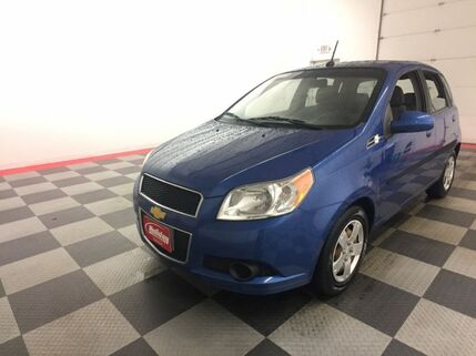 2011_Chevrolet_Aveo_LT with 1LT_ Fond du Lac WI
