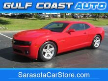 2011_Chevrolet_CAMARO_1LT SERVICED LOCAL TRADE RUNS GREAT RUNS GREAT !!_ Sarasota FL