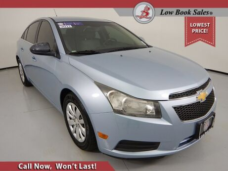 2011_Chevrolet_CRUZE_LT w/1LT_ Salt Lake City UT