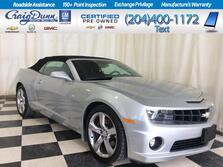 Chevrolet Camaro * 2SS Convertible * LEATHER * V8 ENGINE * 2011