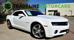 2011_Chevrolet_Camaro_2LT LEATHER, BLUETOOTH, SUNROOF, AND MUCH MORE!!!_ CARROLLTON TX