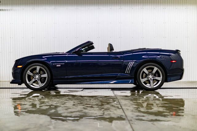 2011 Chevrolet Camaro 2SS Convertible Manual Leather HUD Red Deer AB