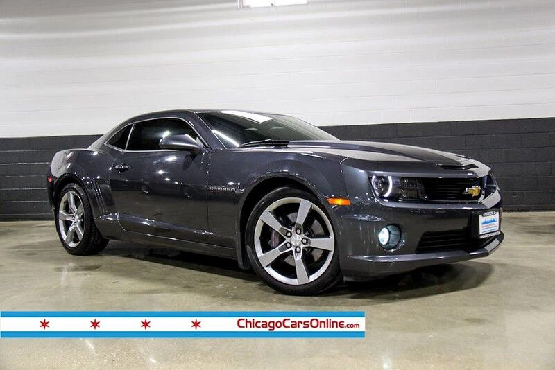 2011 Chevrolet Camaro 2SS Coupe 2SS Coupe
