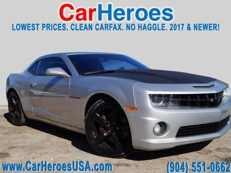 2011_Chevrolet_Camaro_2SS_ Jacksonville FL